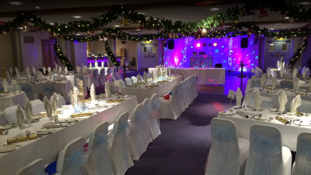Traditional Festive Christmas Parties Nottingham Albert Hall Conference Centre