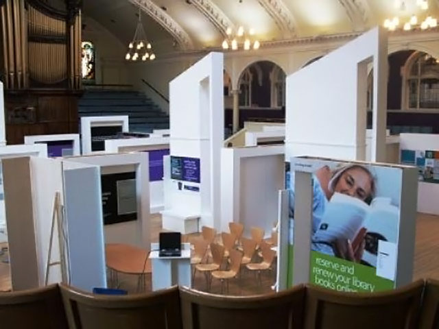 Exhibition Stand Builders Nottingham : The great hall nottingham albert conference centre