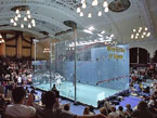 Great Hall - British Open Squash Final